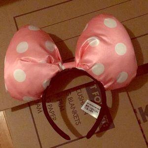 Minnie Mouse Ears from Disney World Headband